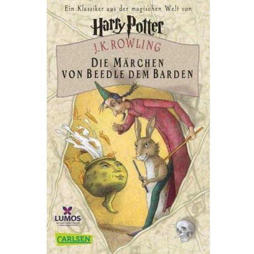 Die Märchen von Beedle dem Barden, Cover von Sabine Wilharm (9783551359261)