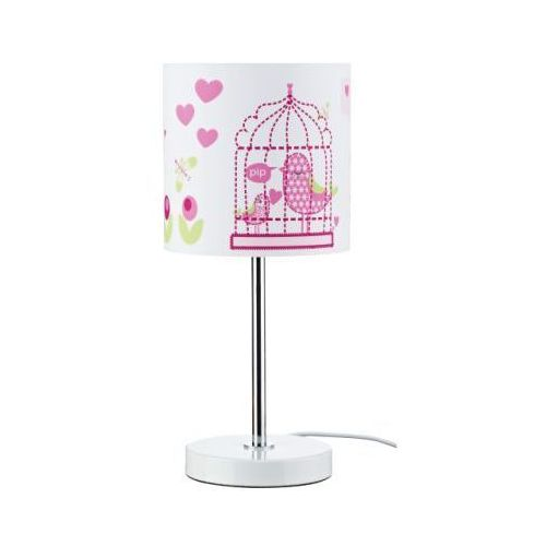 KIDS CONCEPT Lampka na biurko Ptaszek Pippi - produkt z kategorii- lampki biurkowe