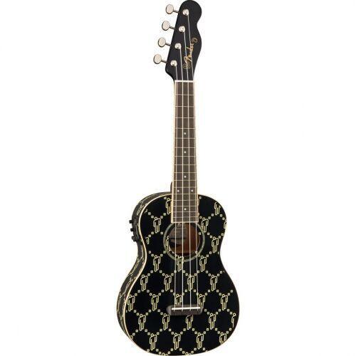 Fender billie eilish signature uke ukulele koncertowe elektroakustyczne