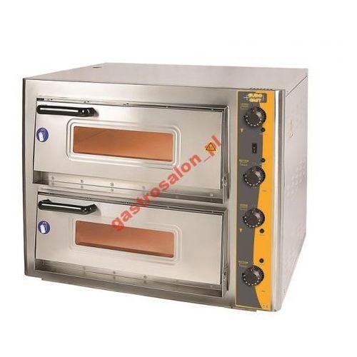PIEC DO PIZZY 2-POZIOMY PO9292 DE z termometrem, towar z kategorii: Piece i płyty grzejne gastronomiczne