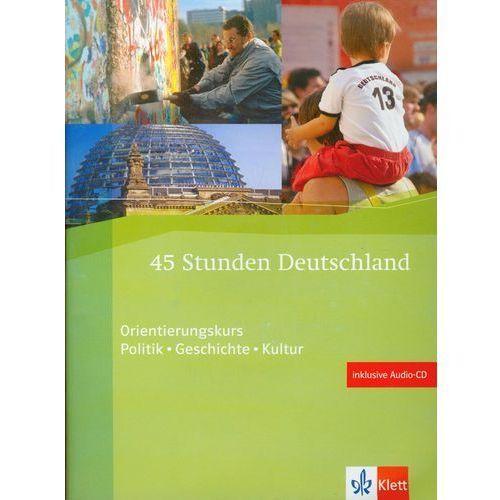 45 Stunden Deutschland + Cd (9783126752466)