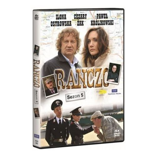 Ranczo (sezon 5, 4 DVD) (Płyta DVD), 72829702073DV (2597631)