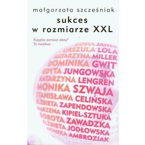 Sukces w rozmiarze XXL, pozycja wydana w roku: 2013