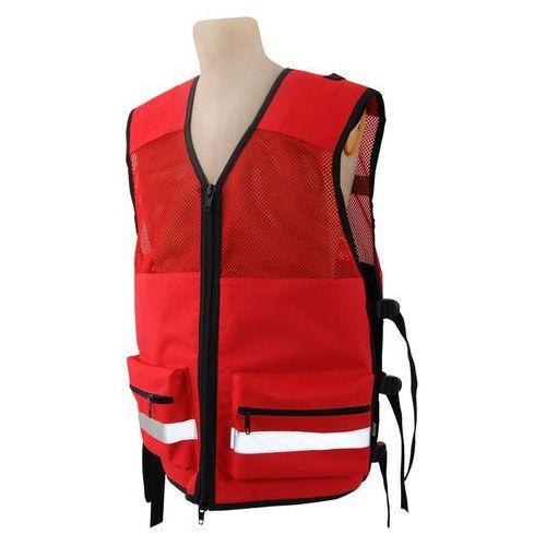 Kamizelka ratownika medycznego KM-01 (odzież medyczna)