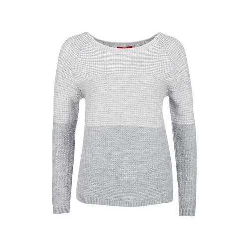 S.oliver sweter damski 36 szary