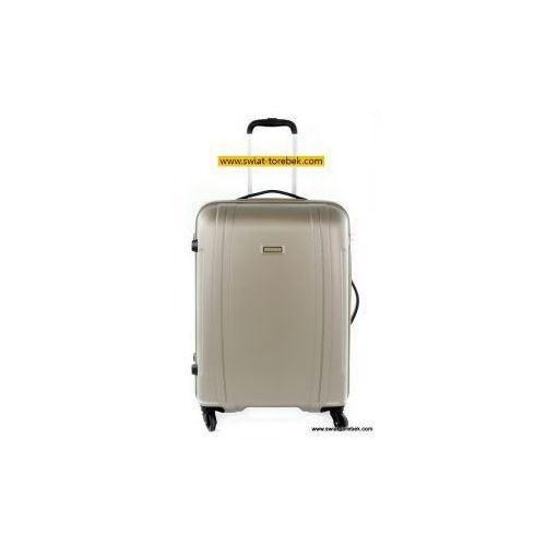 990c2b6b480c7 PUCCINI walizka duża z kolekcji PC015 twarda 4 koła materiał Policarbonite  zamek szyfrowy z systemem TSA 329,00 zł wielka, pojemna walizka (115  litrów) na 4 ...