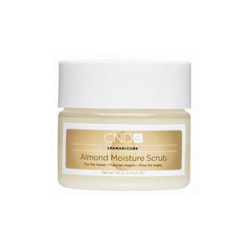 Cnd almond moisture scrub 95g
