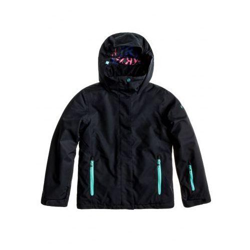 Kurtka snowboardowa Roxy Jetty Soli anthracite 2013/14 kids - produkt z kategorii- kurtki dla dzieci