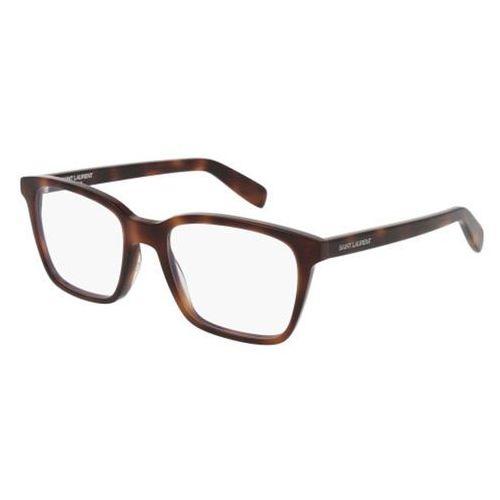 Okulary korekcyjne sl 165 002 marki Saint laurent