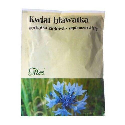 Kwiat bławatka 25g marki Flos