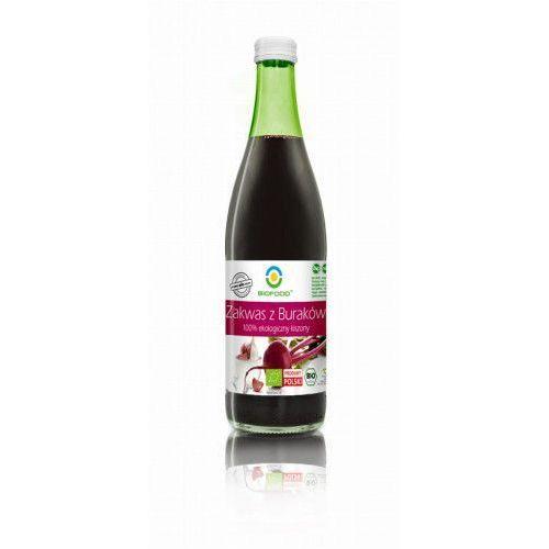 Bio food Zakwas z buraków kiszonych bio 500 ml -