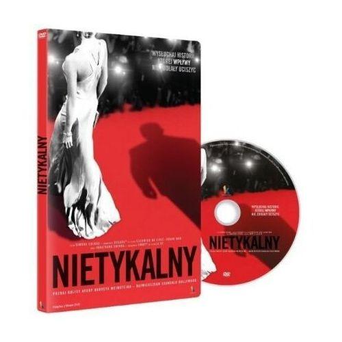 Nietykalny - książka + DVD - praca zbiorowa - książka (9788395660610)