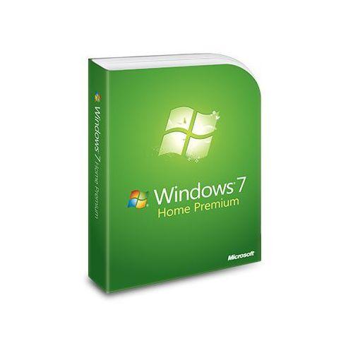 Windows 7 home premium, licencja fizyczna 32/64 bit marki Microsoft