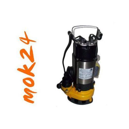 Pompa zatapialna do wody ścieków szamba WQ-750F OMNIGENA