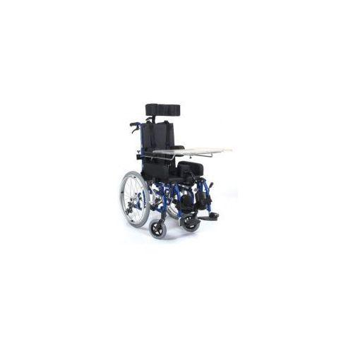 Wózek inwalidzki, aluminiowy dla dzieci Baczuś Relax VITEA CARE VCWR211R (wózek inwalidzki)