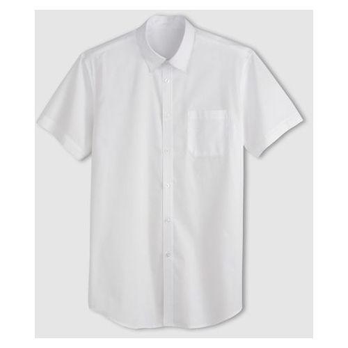 Castaluna for men Popelinowa koszula z krótkimi rękawami, rozmiar 1 + 2