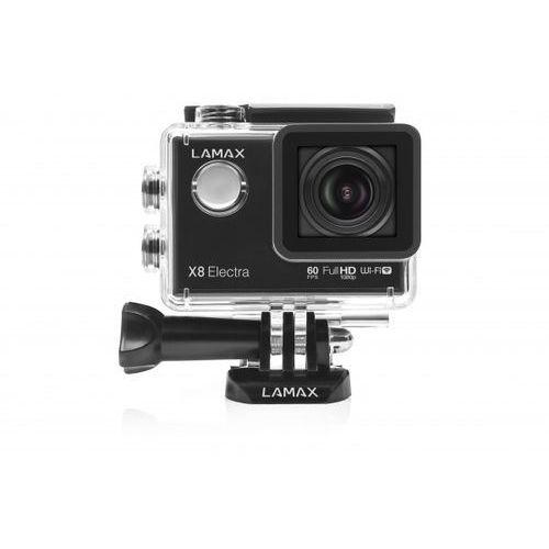 Kamera sportowa LAMAX X8 Electra 4K + DARMOWY TRANSPORT!, 1176250