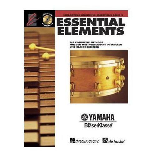 Essential Elements, für Schlagzeug (inkl. Stabspiele), m. 2 Audio-CDs. Bd.2