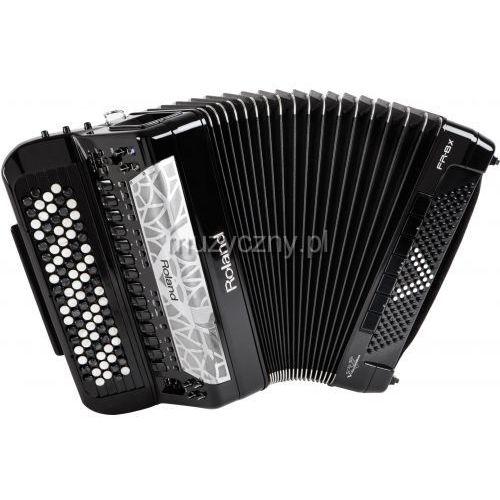 Roland fr 8 xb black akordeon cyfrowy, guzikowy