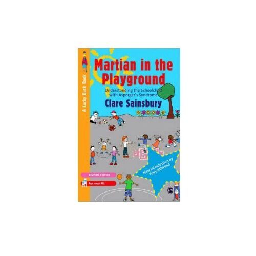 Martian In The Playground