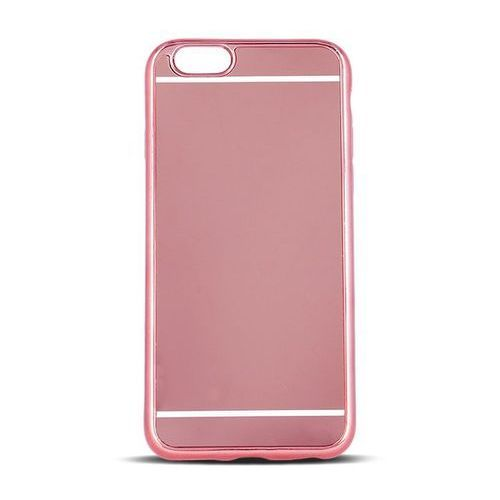 Beeyo Nakładka Mirror TPU do Samsung S6 G920 różowo-złota (GSM023820) Darmowy odbiór w 20 miastach! (5900495508195)