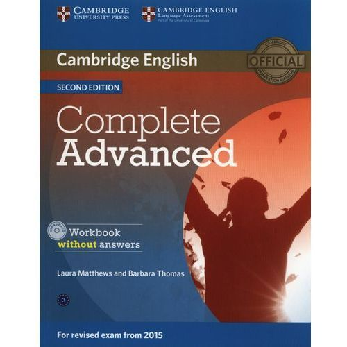 Complete Advanced Workbook without answers +CD