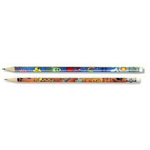 Koh-i-nor Ołówek z gumką safari (36 szt.)