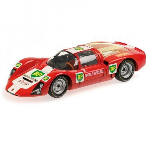 Porsche 906E BP World Record Runs Monza 1967 - DARMOWA DOSTAWA!!!