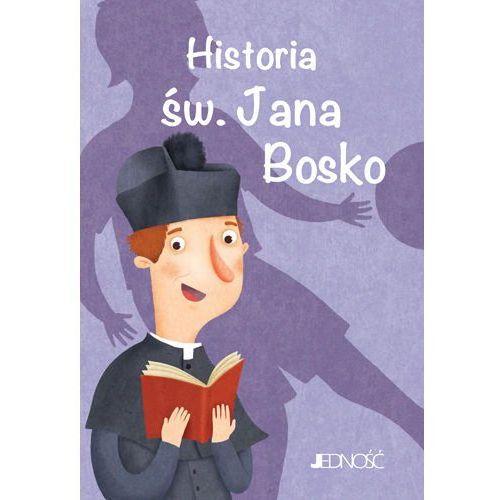 Historia św. Jana Bosko, oprawa broszurowa