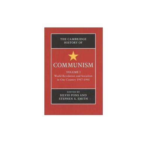 Cambridge History of Communism 3 Volume Hardback Set (9781316634585)