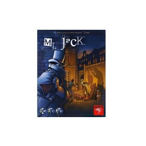 Hobbity.eu Mr. jack - gra planszowa