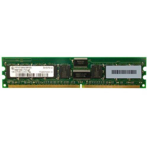 Pamięć RAM 1GB QIMONDA DDR 400MHz PC-3200 ECC Registered DIMM | HYS72D128300GBR-5-B