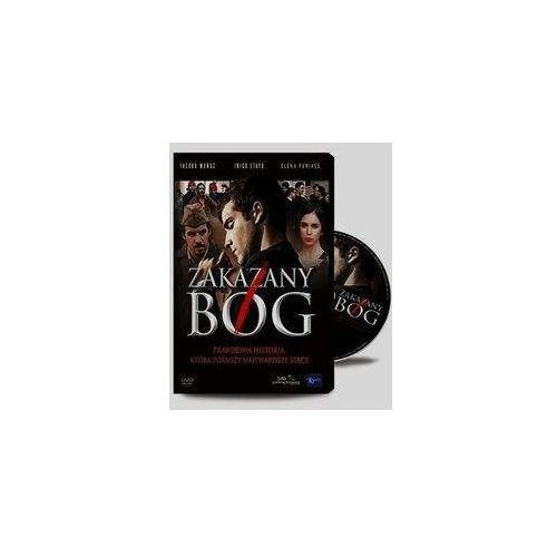 Zakazany Bóg (booklet DVD) (Płyta DVD)