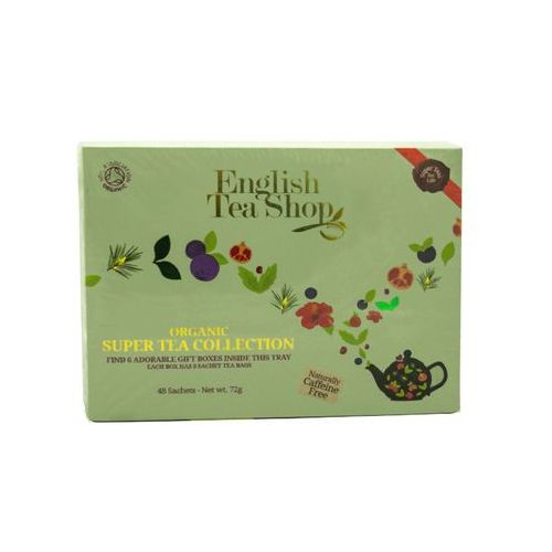 English tea shop Ets super tea collection 48 saszetek