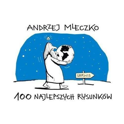 100 najlepszych rysunków - Andrzej Mleczko (2018)