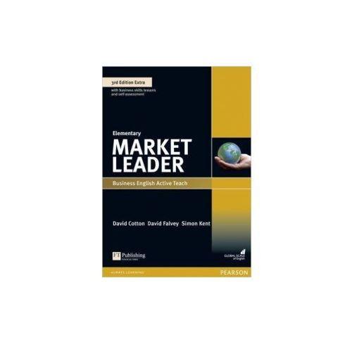 Market Leader 3Ed Extra Elementary. Oprogramowanie Tablicy Interaktywnej (9781292124551)