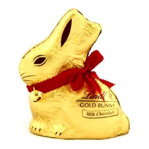 Królik czekoladowy gold bunny 100g marki Lindt