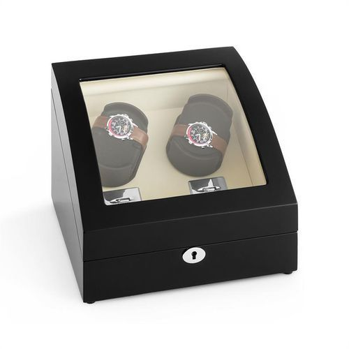 [ręcznie robiony] matterhorn rotomat ruch w prawo-w lewo 4 zegarki cza marki Klarstein