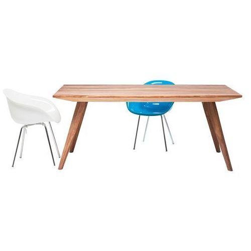 Kare Design Valencia Designerski Drewniany Stół 160x80cm Drewno Palisander Naturalne - 78117 - produkt dostępny w sfmeble.pl