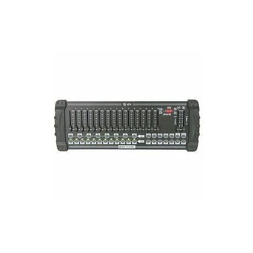 QTX DM-X16 192 Channel DMX controller, kontroler oświetleniowy DMX (5015972085103)
