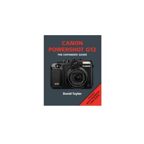Canon Powershot G12, pozycja z kategorii Literatura obcojęzyczna
