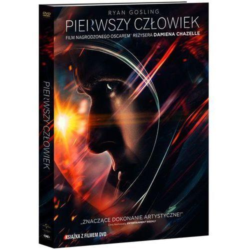 Pierwszy człowiek booklet+DVD (Płyta DVD)