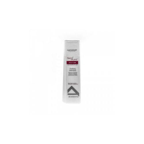 Alfaparf milano Alfaparf semi di lino purifying szampon oczyszczający przeciwłupieżowy, 250ml