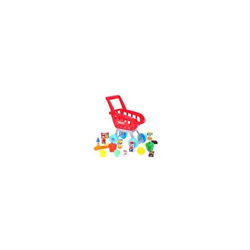 Wózek na zakupy dla dzieci do zabawy