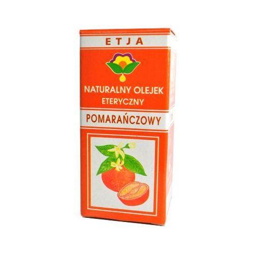 olejek pomarańczowy 10ml marki Etja