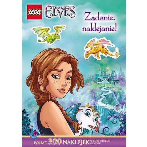 Lego Elves. Zadanie: naklejanie! (9788325322625)