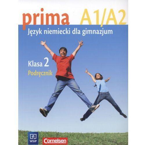 Prima A1/A2. Język Niemiecki dla Gimnazjum. Podręcznik. Klasa 2 (108 str.)