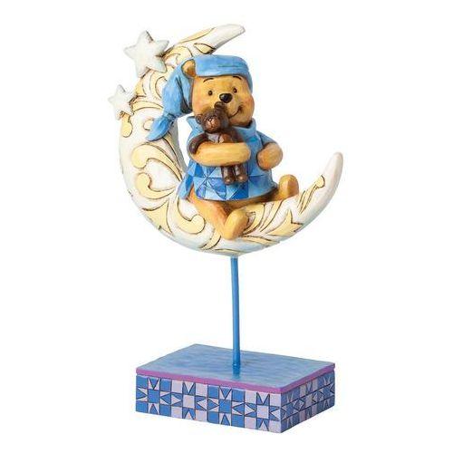 Kubuś Puchanek na księżycu Bedtime Bear (Winnie the Pooh on the Moon) 4038499 Jim Shore figurka dekoracja pokój dziecięcy
