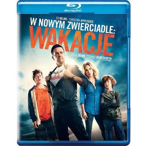 W nowym zwierciadle: Wakacje (Blu-Ray) - John Francis Daley, Jonathan M. Goldstein (7321999339609)