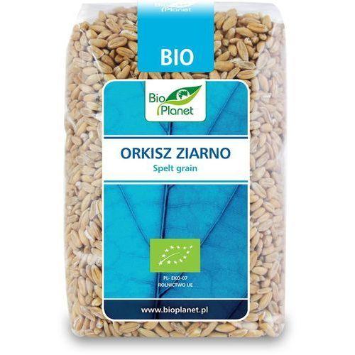 Bio planet : orkisz ziarno bio - 400 g (5907814663603)